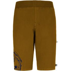 E9 Pentagon - Pantalones cortos Hombre - amarillo